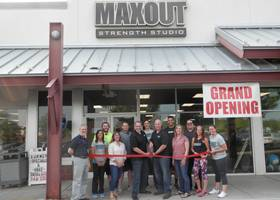 MaxOut Strength Studio -  - Ribbon Cuttings