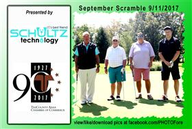 September Scramble - 2 -  - Golf Outing and Clambake 2016