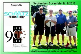 September Scramble - 5 -  - Golf Outing and Clambake 2016