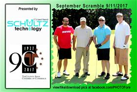 September Scramble - 6 -  - Golf Outing and Clambake 2016