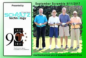 September Scramble - 20 -  - Golf Outing and Clambake 2016