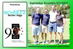 September Scramble - 21 -  - Golf Outing and Clambake 2016