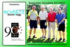 September Scramble - 22 -  - Golf Outing and Clambake 2016
