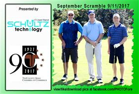 September Scramble - 23 -  - Golf Outing and Clambake 2016