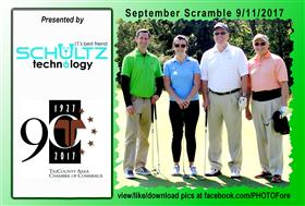September Scramble - 16 -  - Golf Outing and Clambake 2016
