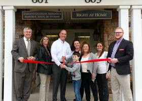 Right at Home - Pottstown -  - Ribbon Cuttings