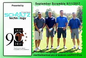 September Scramble - 17 -  - Golf Outing and Clambake 2016