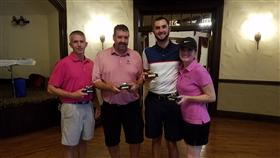 3rd-Place -  - Golf Outing and Clambake 2016