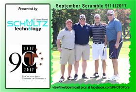 September Scramble - 10 -  - Golf Outing and Clambake 2016