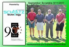 September Scramble - 13 -  - Golf Outing and Clambake 2016