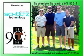 September Scramble - 15 -  - Golf Outing and Clambake 2016