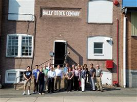 Bally Block Company -  - Made in Tri-County Area